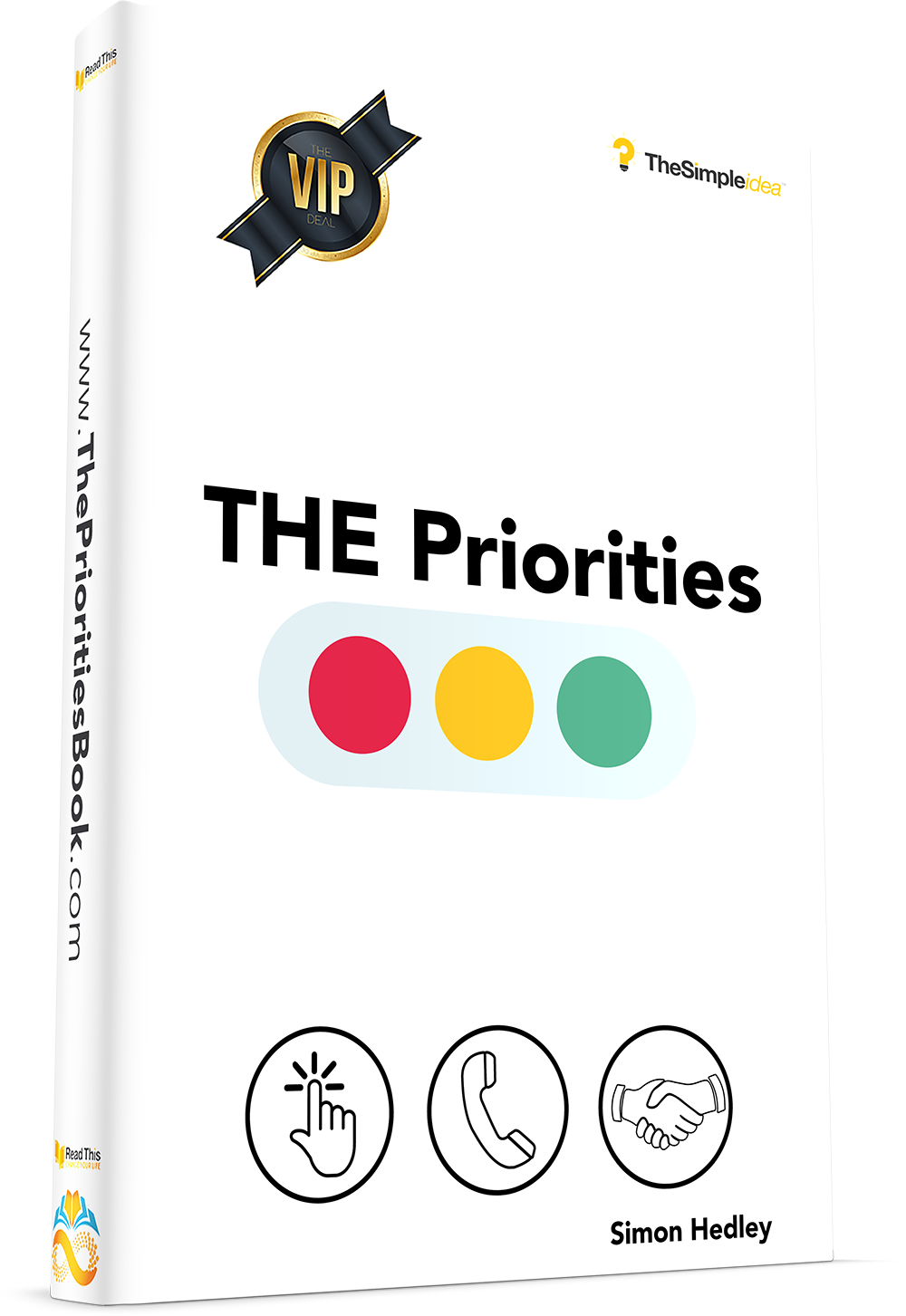 THE Priorities Book™